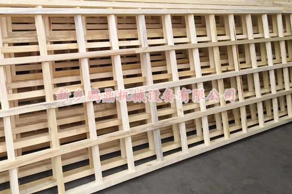 直线筛木制筛框